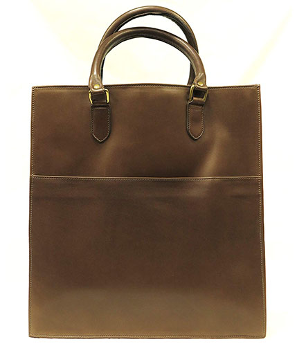 Lamport Leather Tote Bag