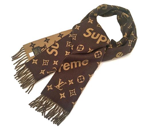 Supreme×Louis Vuitton