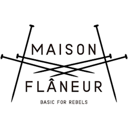 MAISON FLANEUS ロゴ