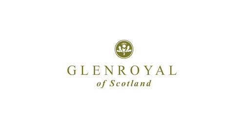 GLENROYAL ロゴ