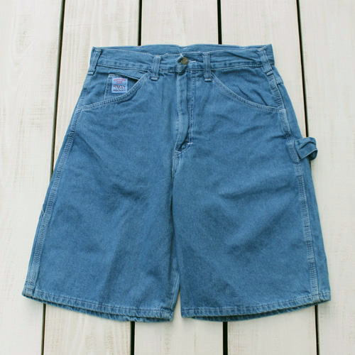 Pointer Brand by LC KING Denim Painter Shorts