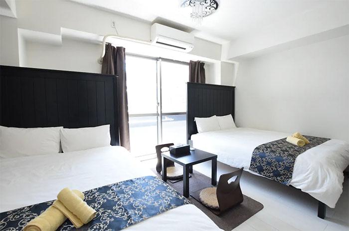 airbnb 弁天町