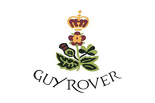 GUY ROVER ロゴ