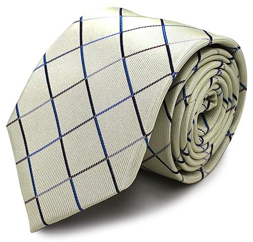 ジャガード織 チェック 格子柄 刺繍