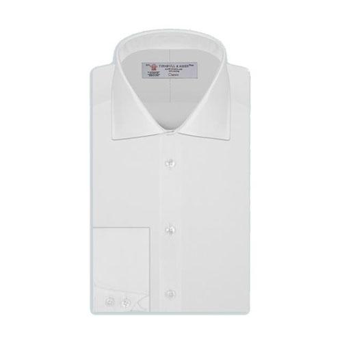 Dress Shirt Bright White