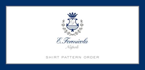 ERRICO FORMICOLA ロゴ