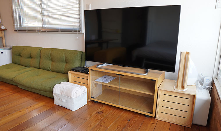 SHONAN GARDEN HOUSE テレビ