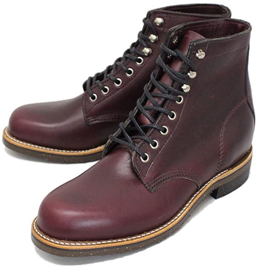 1939 6inch SERVISE BOOTS