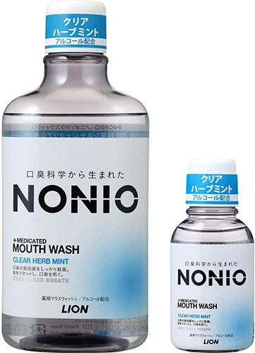 NONIO(ノニオ) [医薬部外品] マウスウォッシュ クリアハーブミント