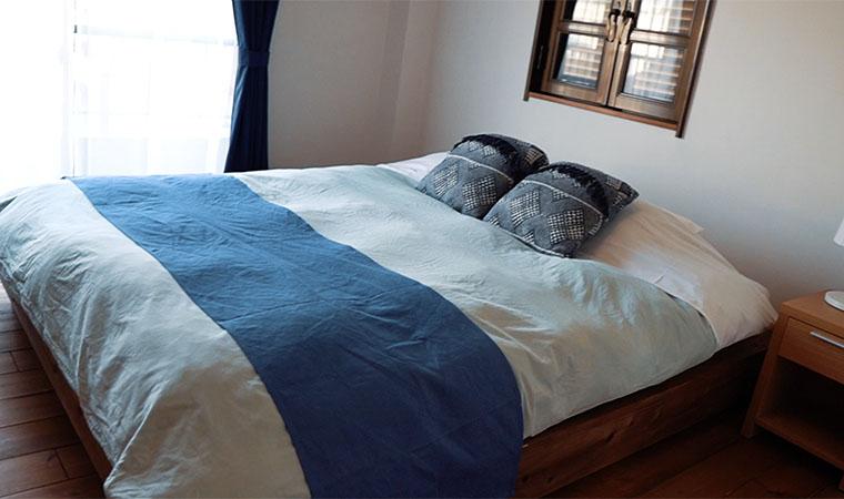 Grand Bleu(グランブルー) ベッド