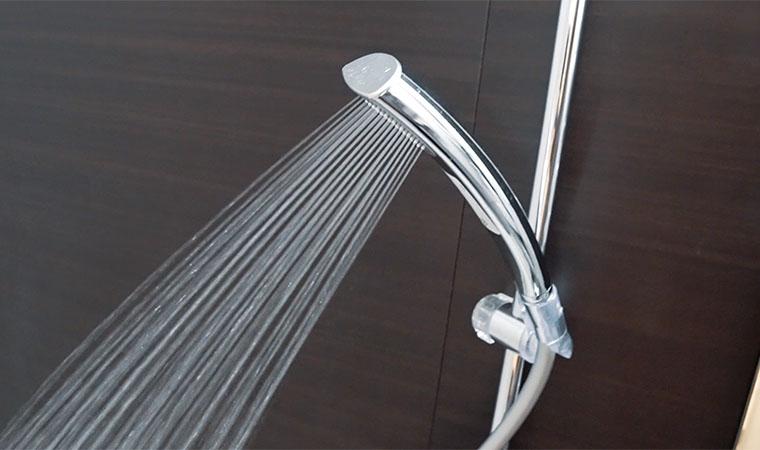 シャワー 水圧