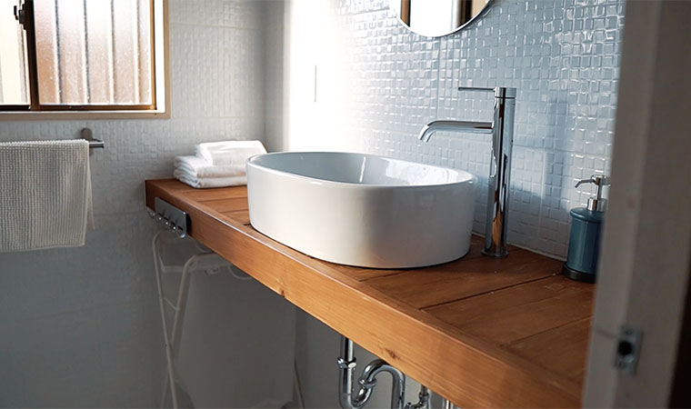 Grand Bleu(グランブルー) バスルーム