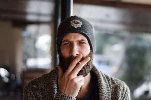 ワイルド 髭