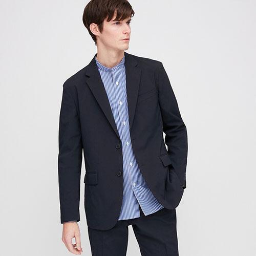 感動ジャケット(コットンライク・袖丈着丈標準)セットアップ可能