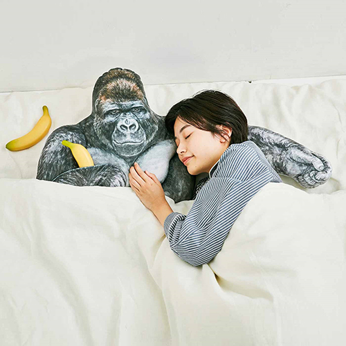 YOU+MORE! シャバーニのたくましい腕枕クッション