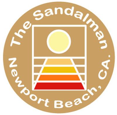 THE SANDALMAN ロゴ