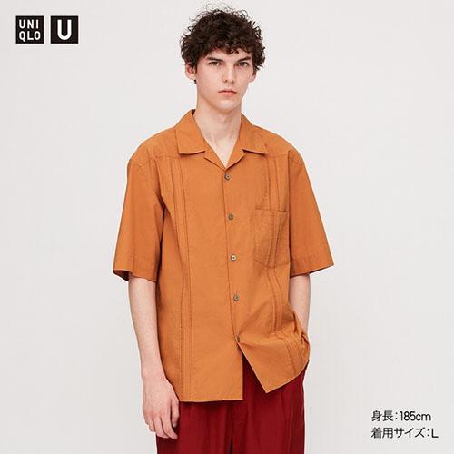 キューバシャツ(半袖)