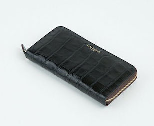 ELONGATEDZIP WALLET