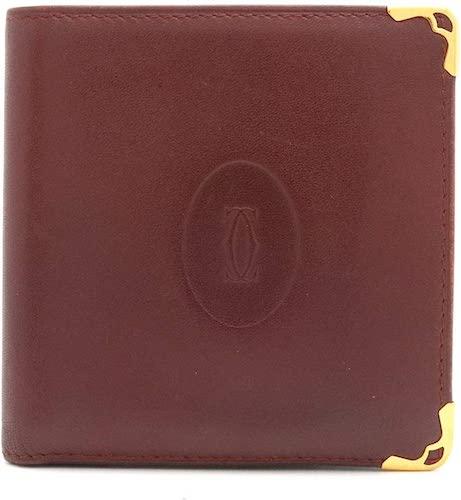マストラインマストドゥカルティエ 2つ折財布