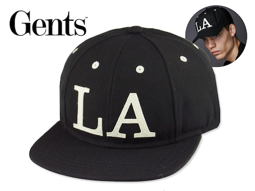 ACE LA CAP BLACK