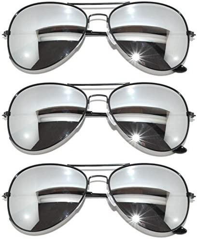 Classic Aviator Style Sunglasses