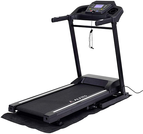 ALINCO90分走行 プログラムランニングマシン