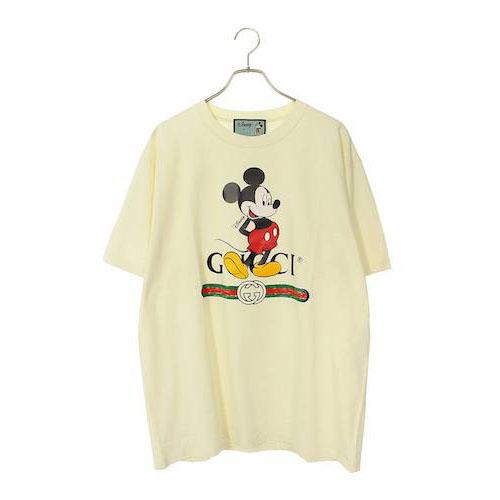 GUCCI ミッキーTシャツ