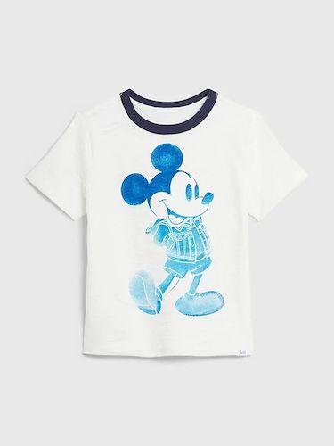 GAP ミッキーTシャツ