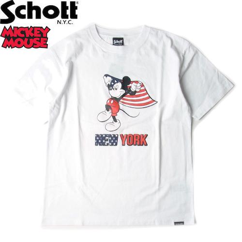 SCHOTTO ミッキーTシャツ