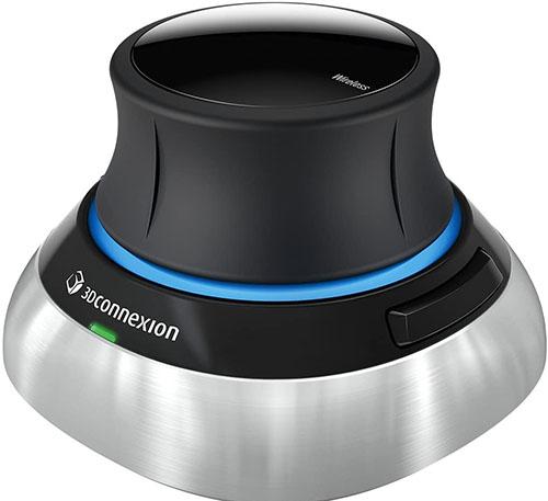 3Dconnexion/SpaceMouse Wireless ユニバーサルレシーバー