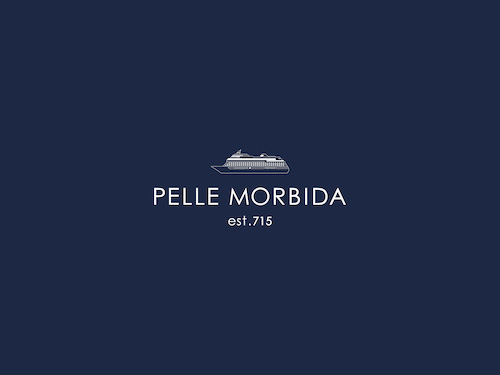 PELLE MORBIDA ロゴ