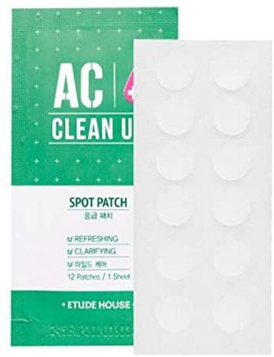 ETUDE HOUSE AC Cleanup Patch 10pcs