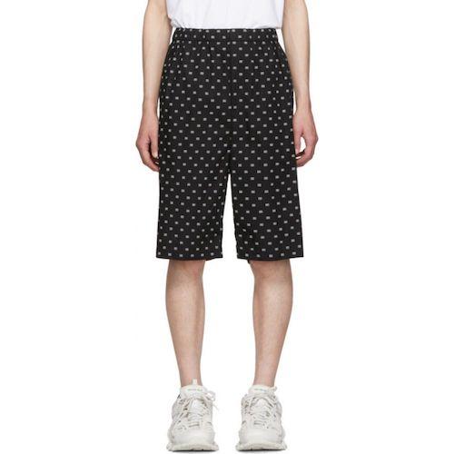 Black & White BB Boxer Shorts