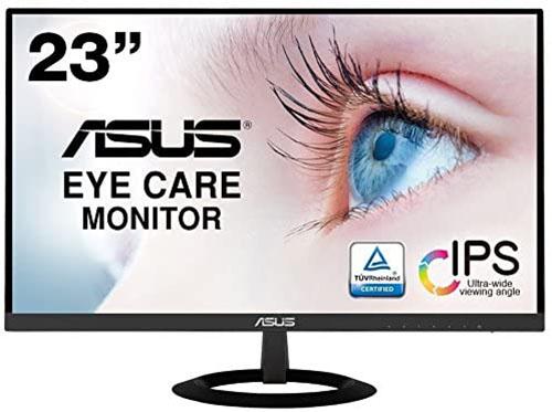 ASUS フレームレス モニター 23インチ IPS