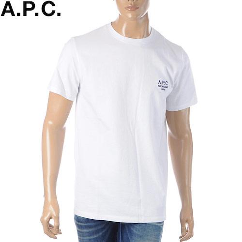 A.P.C./クルーネックTシャツ