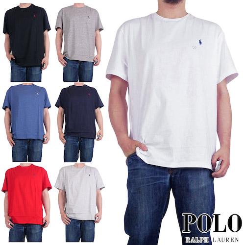 POLO RALPH LAUREN/クルーネックTシャツ