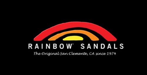 RAINBOW SANDALS ロゴ