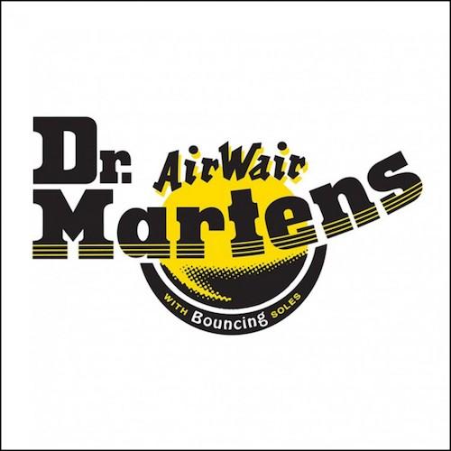 Dr. Martens ロゴ