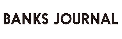 banks jounal ロゴ