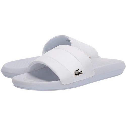 Croco Slide 120 3 US White/Whit