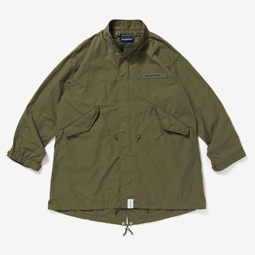 D-51M NYCO JACKET/201BRDS-JKM02