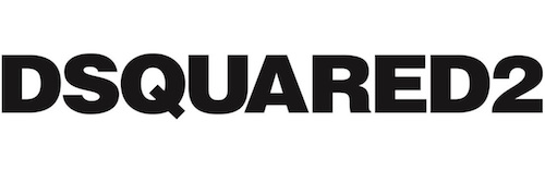 D SQUARED2 ロゴ