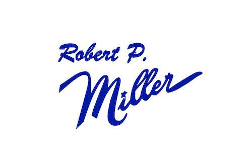 MILLER ロゴ