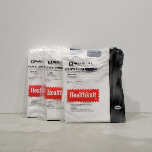 HEALTH KNIT FOR UNIVERSAL PRODUCTS 2-PACK T-SHIRTS