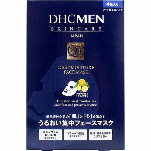 DHCMEN ディープモイスチュアフェースマスク