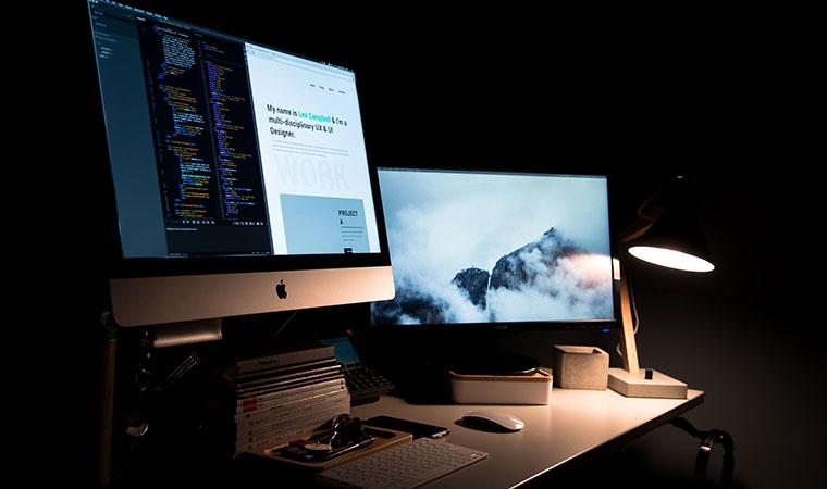mac ディスプレイ