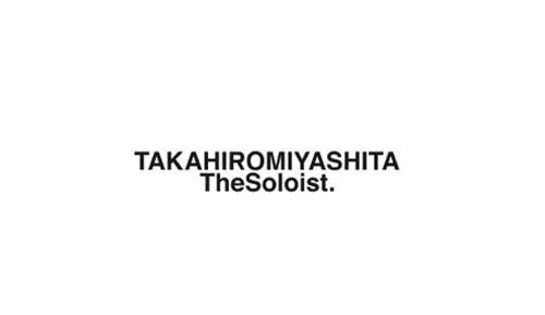 TAKAHIROMIYASHITA TheSoloist. ロゴ