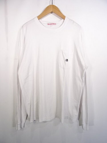 POCKET GLYPH LS TEE