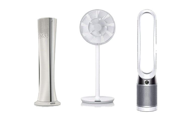空気清浄付き扇風機