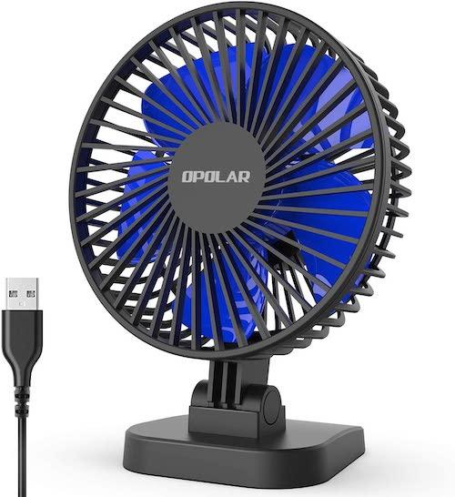 OPOLAR最もパワフルなUSB扇風機